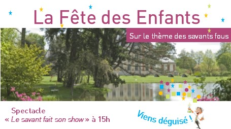 Fête des enfants 2019 au Domaine de Courson (91)